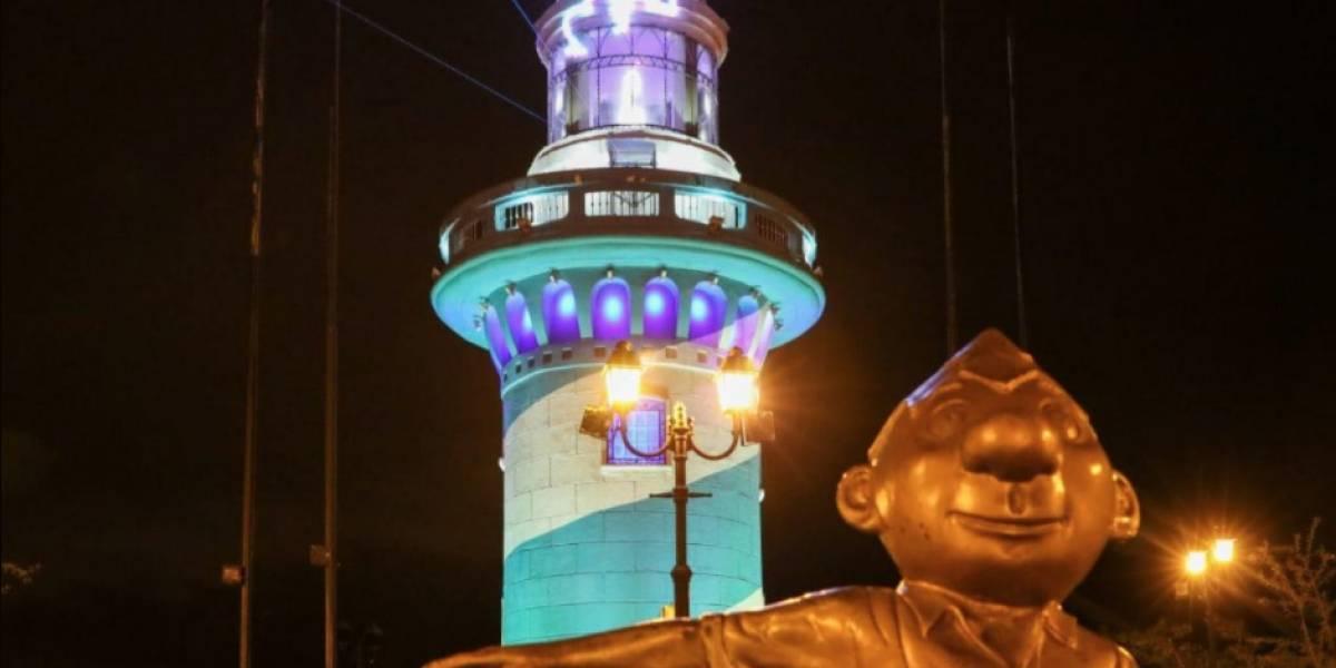 Feriado: Agenda de mapping en Guayaquil por conmemoración del 9 de octubre