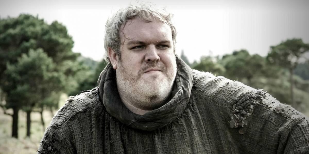 Game of Thrones: los libros podrían dar un origen diferente al nombre de Hodor