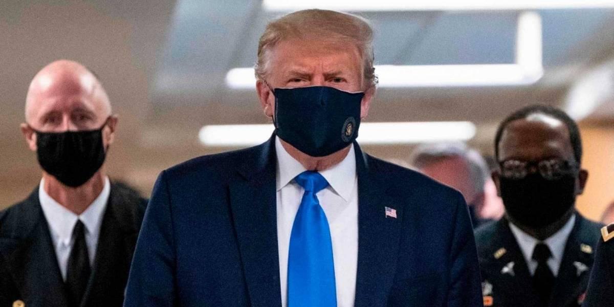 Síndrome VIP, el tratamiento que podría afectar a Donald Trump