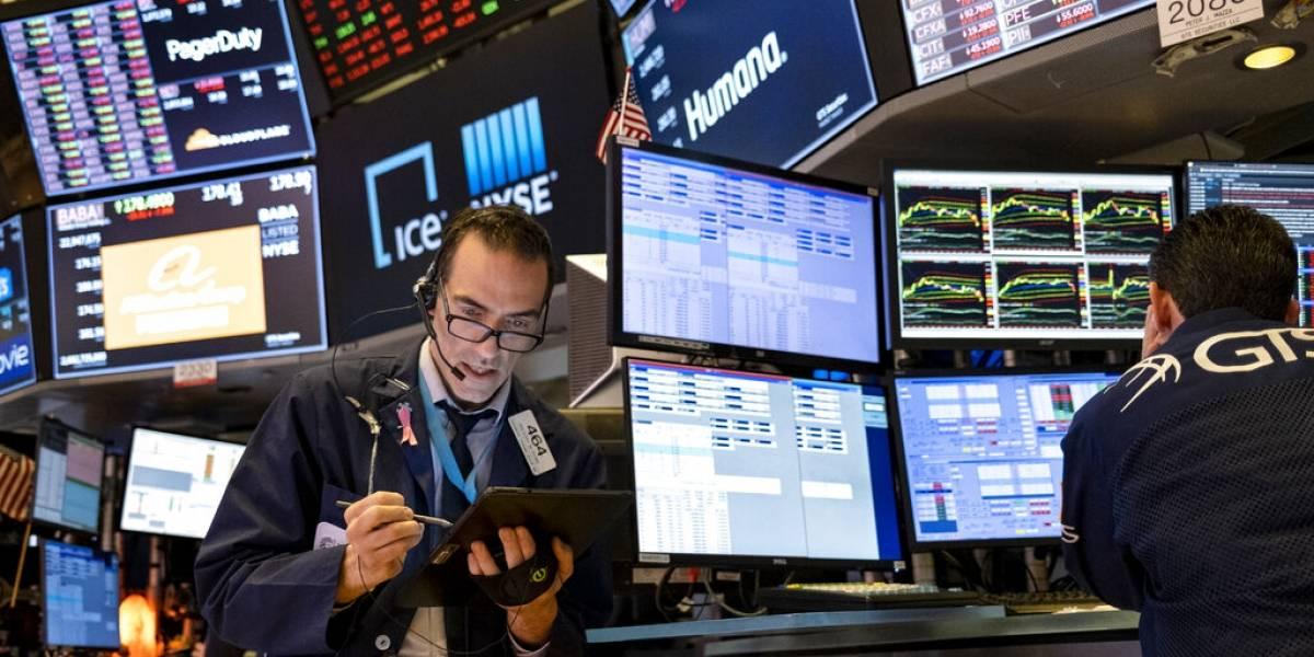Cae Wall Street luego que Trump frenara negociaciones sobre nuevas ayudas por la pandemia