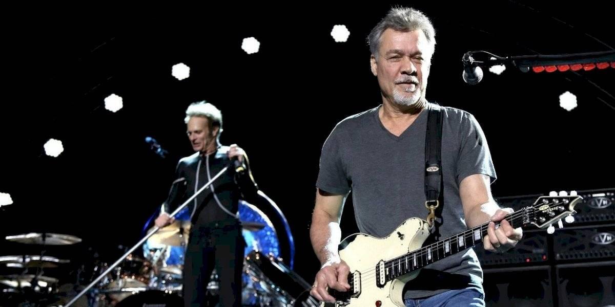 Eddie Van Halen muere a sus 65 años de un cáncer a la garganta