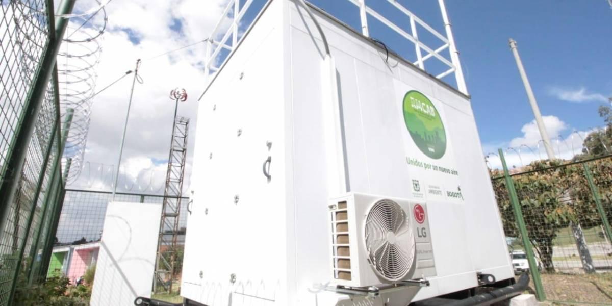 Bogotá cuenta con nuevas estaciones para medir la calidad del aire: ¿Dónde se ubican?