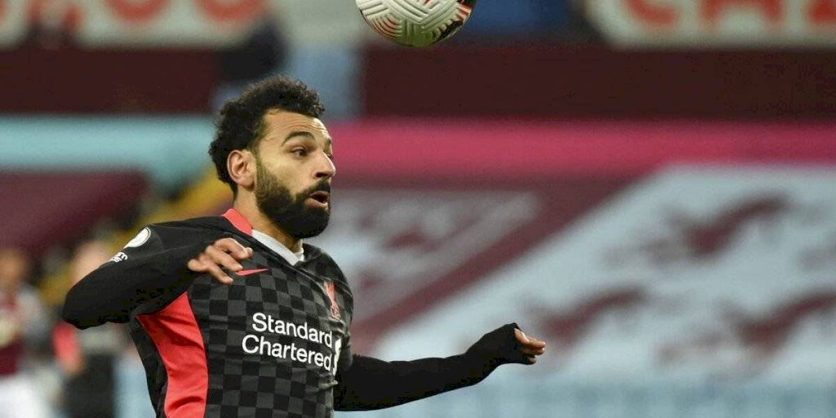 Mohamed Salah, crack dentro y fuera de la cancha: defendió a vagabundo acosado por unos jóvenes