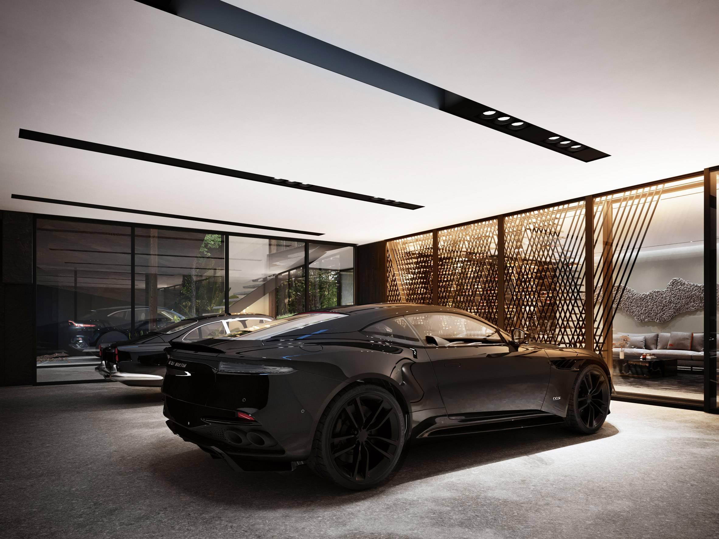 Sylvan Rock, diseñada por Aston Martin