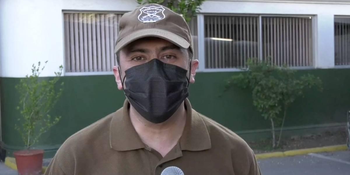 """Carabinero acusado de """"rondar"""" a fiscal Chong presenta denuncia en Fiscalía"""