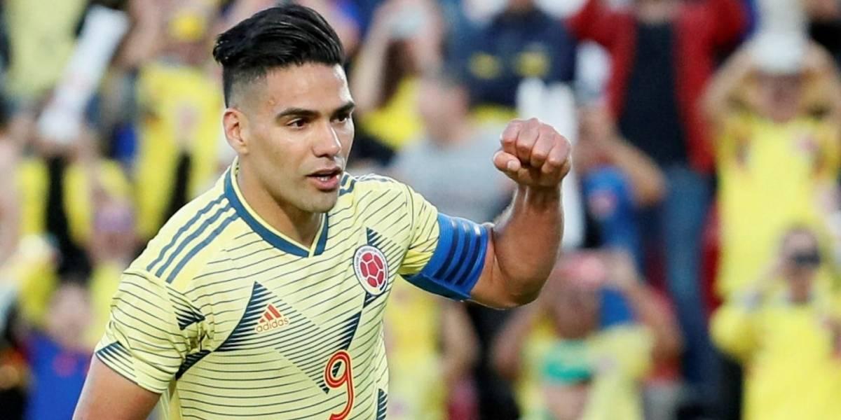 Tabla de máximos goleadores históricos de la Selección Colombia (Actualizada) Falcao García y James Rodríguez