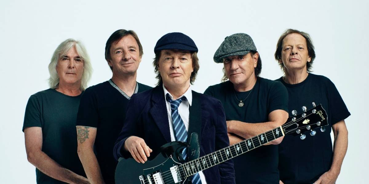 AC/DC regresa a la escena musical con 'Power Up'