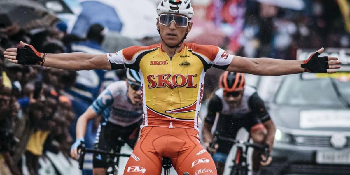 Aunque Sagan hizo historia, Colombia vibró con la gran presentación de Jhonatan Restrepo en el Giro