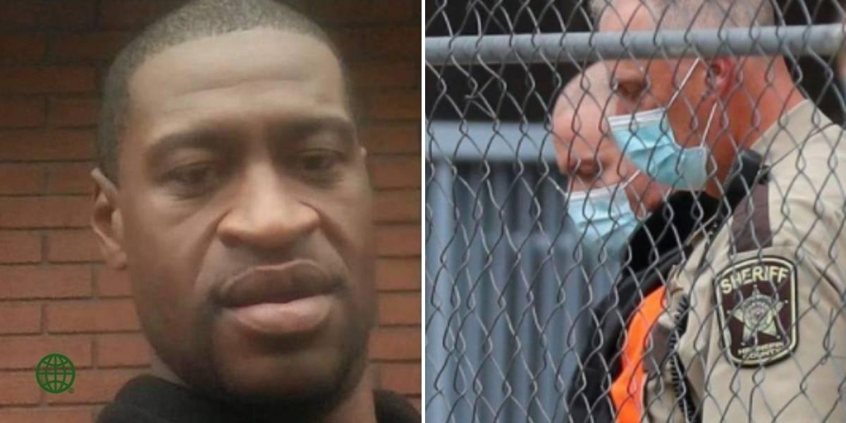 ¡Insólito! Liberan al exPolicía acusado del asesinato de George Floyd
