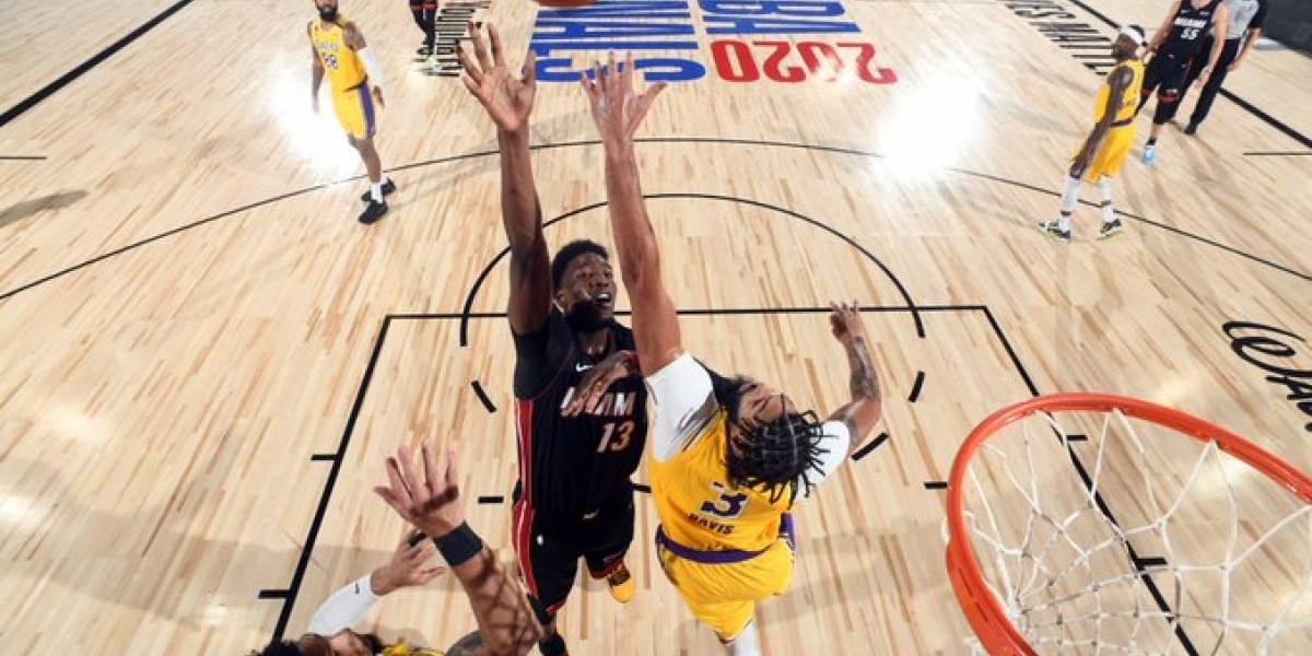La clave que pone a Lakers a un paso del título