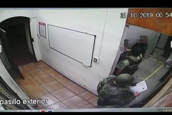 Decretan prisión preventiva para carabineros acusados de torturas durante el estallido social