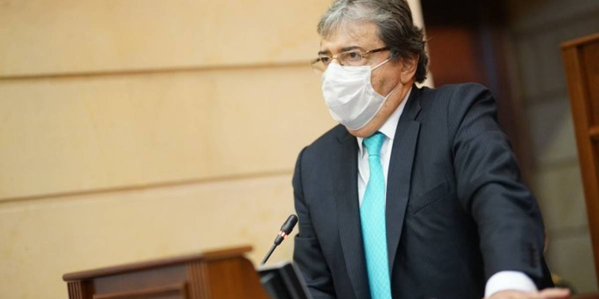 Congresistas ya decidieron el futuro del ministro de Defensa, Carlos Holmes Trujillo
