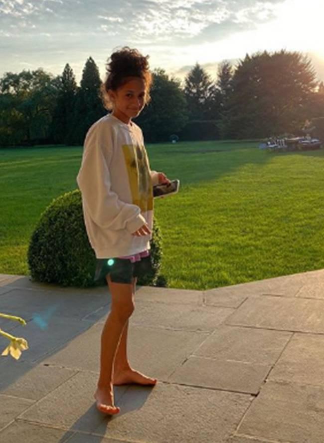 Hija de Jennifer Lopez