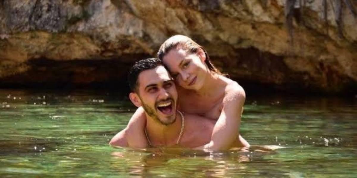 ¡Hermosa pareja! Las fotos de Ester Expósito y Alejandro Speitzer juntos