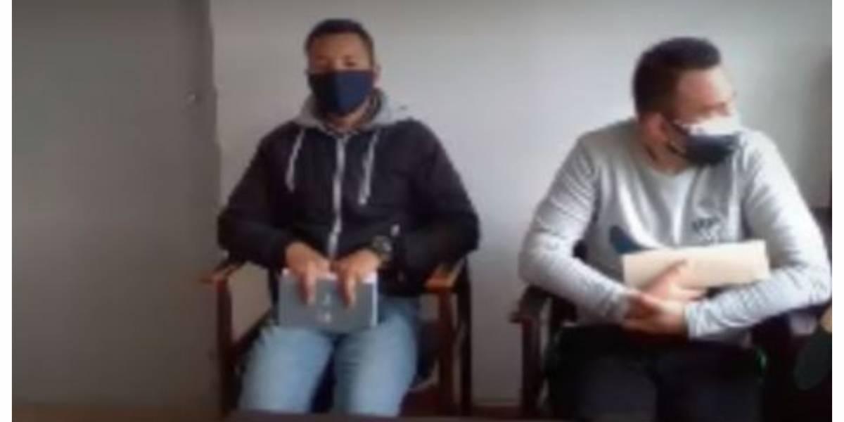 Patrullero Rodríguez incriminó a Lloreda contando que lo vio golpeando a Ordóñez en el CAI