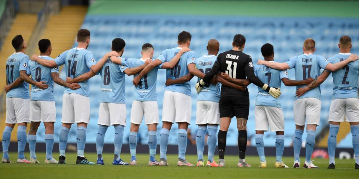 "¿Qué pasó? La cuenta de Twitter del Manchester City ""desapareció"" por varios minutos"