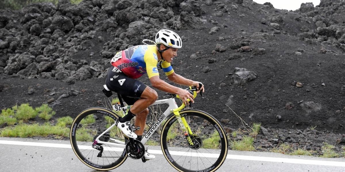 Giro de Italia: etapas claves para que Jonathan Caicedo pueda recuperar la maglia de líder de la montaña