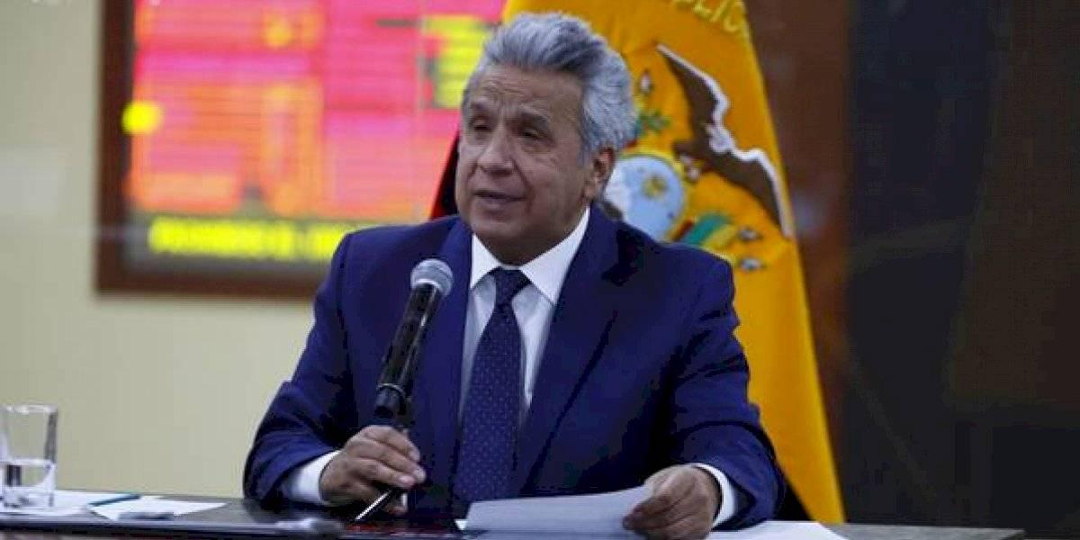 """Presidente Lenín Moreno: """"Este es el país que queremos dejar, queremos sembrar un Ecuador de honestidad y transparencia"""""""