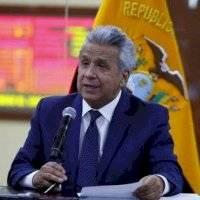 Lenín Moreno dice que le dará pena perder la participación de Romo en el Gobierno si la Asamblea la destituye