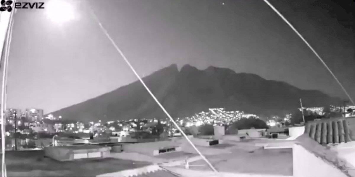 VIDEOS. Meteorito cayó en Tamaulipas, México, octubre 2020