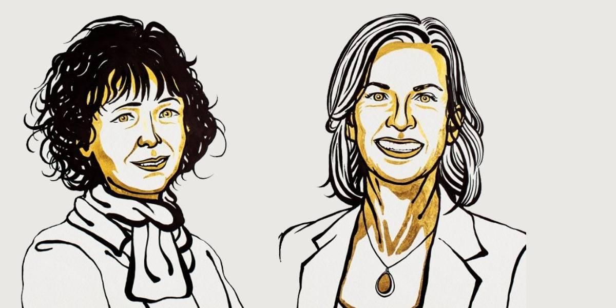 Premio Nobel de Química va para científicas del CRISPR para editar el genoma