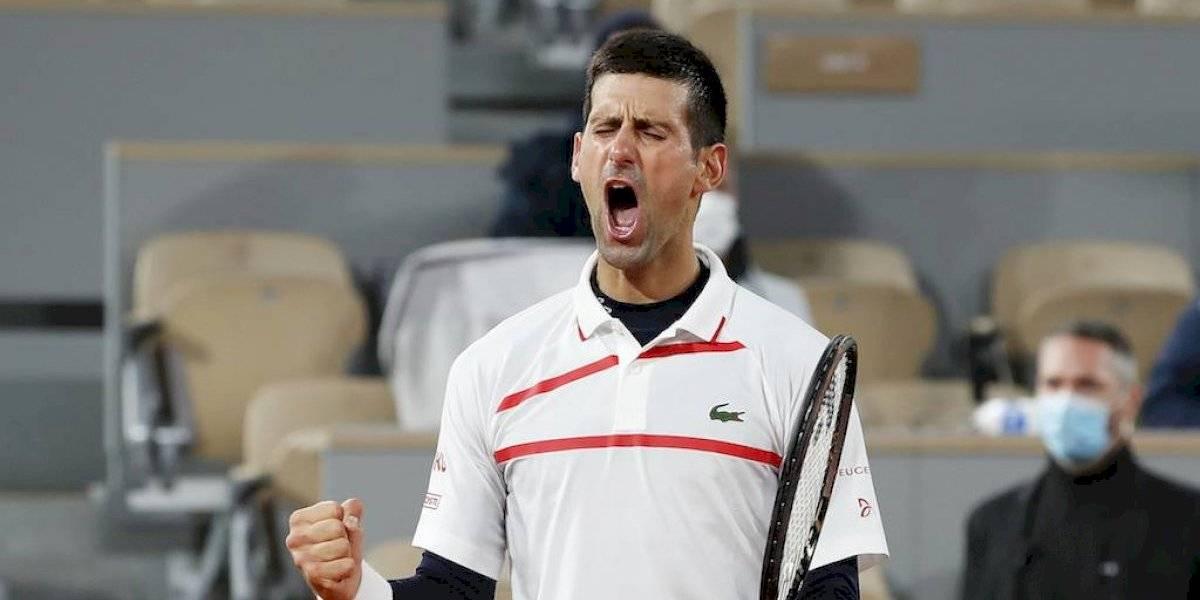 Djokovic volvió a pegarle un pelotazo a un juez de línea — Increíble