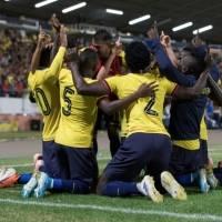 Fechas y horarios en que jugará la Selección de Ecuador en Eliminatorias Sudamericanas