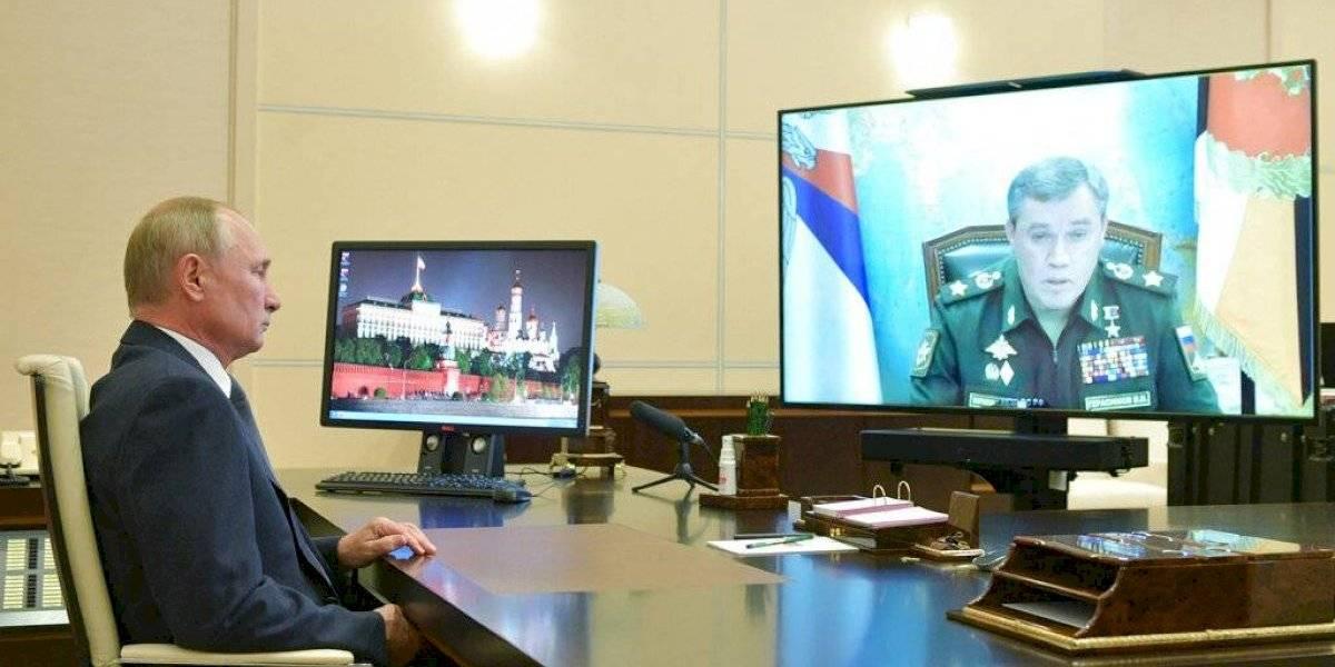 Rusia reporta lanzamiento exitoso de misil hipersónico