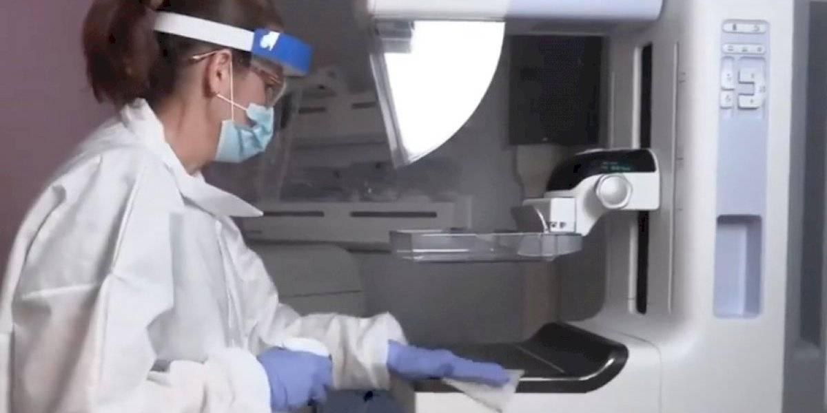 Centros de radiología están listos para realizar mamografías de forma segura