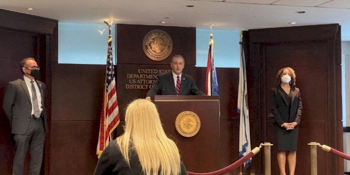 Fiscal federal anuncia $ 900 mil para apoyar a infractores regreso a comunidades en Puerto Rico