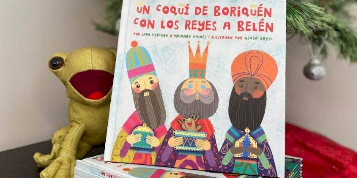 Libro infantil puertorriqueño gana cuatro International Latino Book Awards