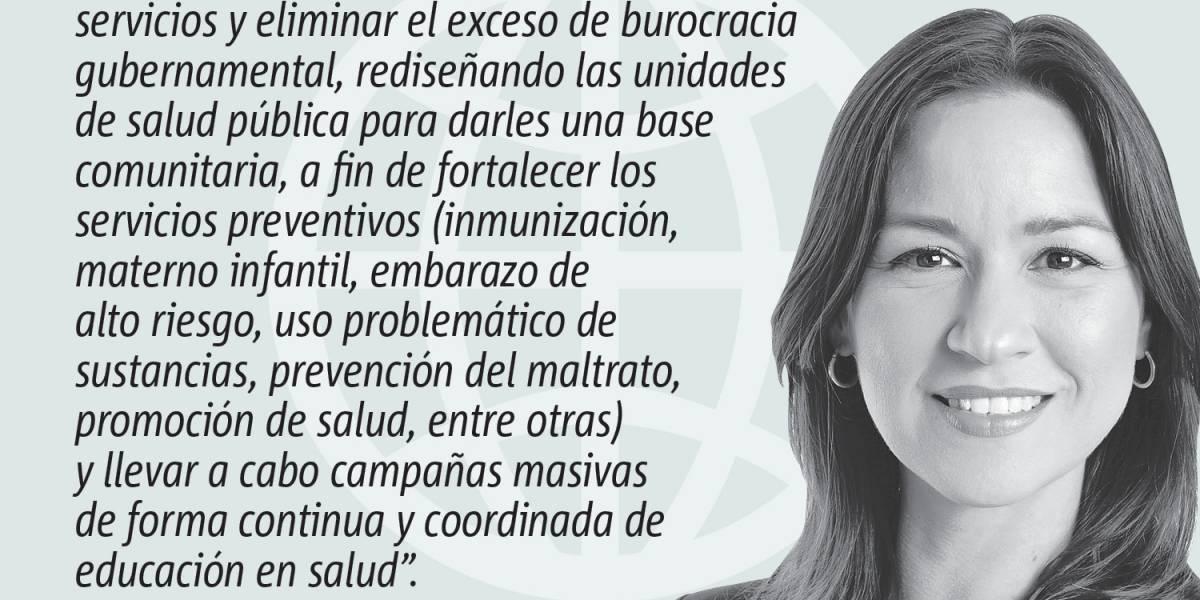 Opinión de Rosa Seguí: Derecho a la Salud