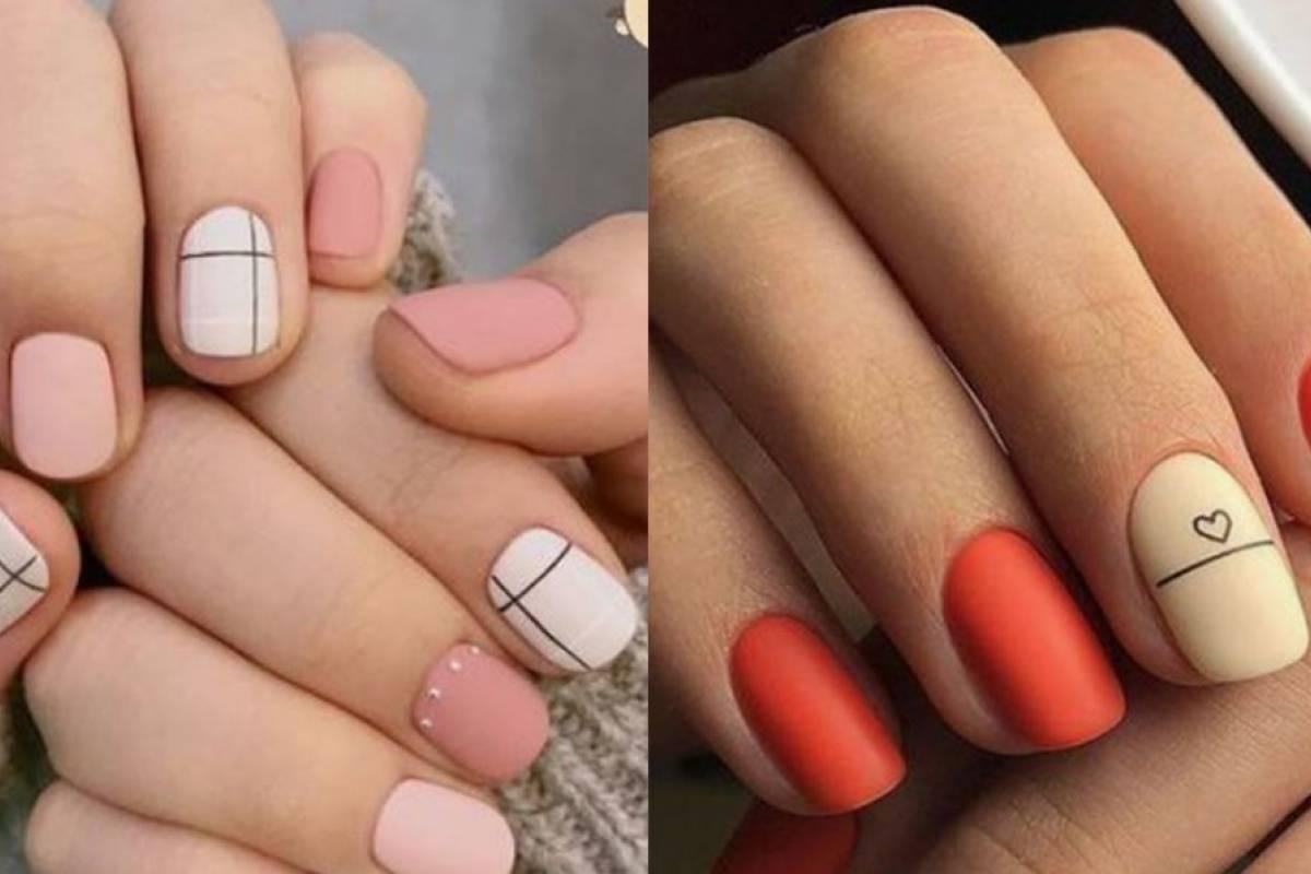 Uñas cortas en colores pasteles: la tendencia para