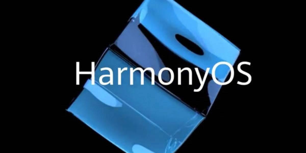 Huawei lanzaría beta de Harmony OS para smartphones en un mes