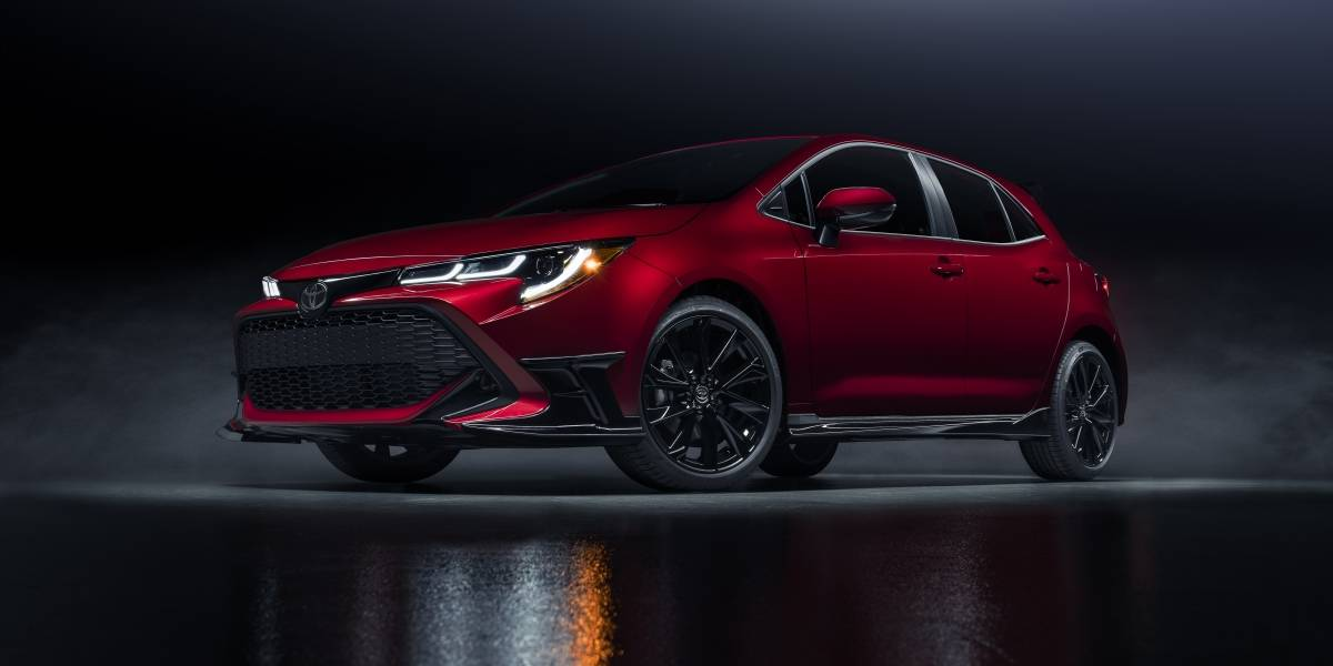 Llega a Puerto Rico el deportivo Corolla Hatchback Special Edition 2021