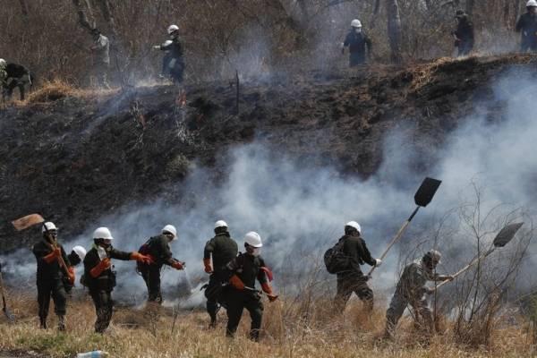 ¿Las siete plagas? Presidenta decreta desastre nacional en Bolivia por incendios y sequías