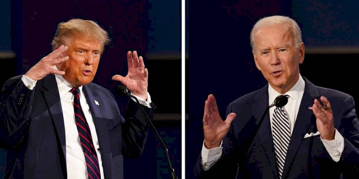 Segundo debate entre Trump y Biden será virtual