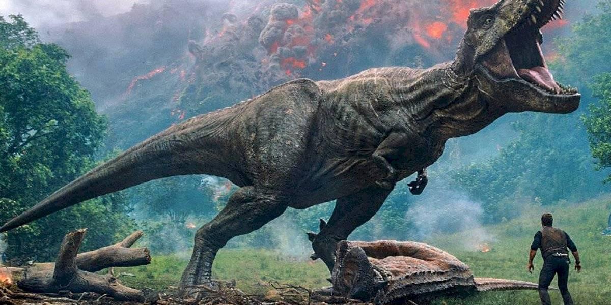 """Suspenden por dos semanas filmación de """"Jurassic World"""" por la pandemia"""