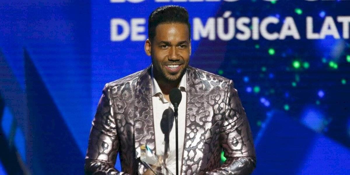 ¿Efecto propuesta indecente?: Romeo Santos recibirá Premio Billboard al álbum de la década