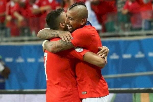 ¡Con una sorpresa de última hora! La formación de Reinaldo Rueda para el debut de la Roja ante Uruguay
