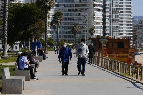 Nuevos anuncios del Minsal: Valparaíso y Viña del Mar avanzan a Transición