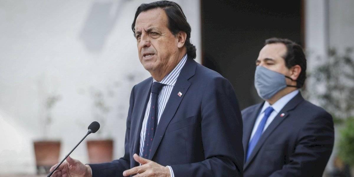 """""""Pérez, te vamos a sacar"""": acusación contra el Ministro del Interior contó con firmas de toda la oposición"""
