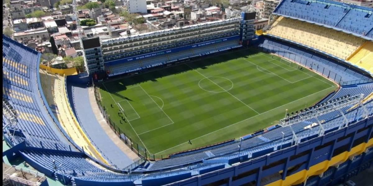 Las sorpresas que tendrá la Bombonera para el partido de Argentina vs Ecuador