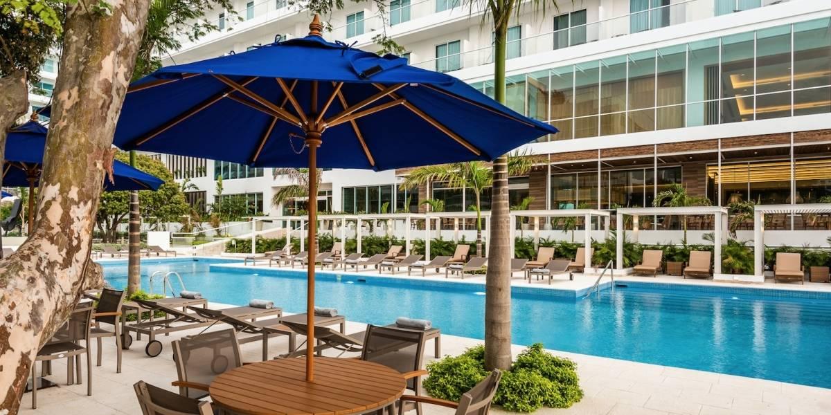 Escape de ensueño en tiempos de pandemia: así es volver a experimentar los placeres del Marriott Santa Marta