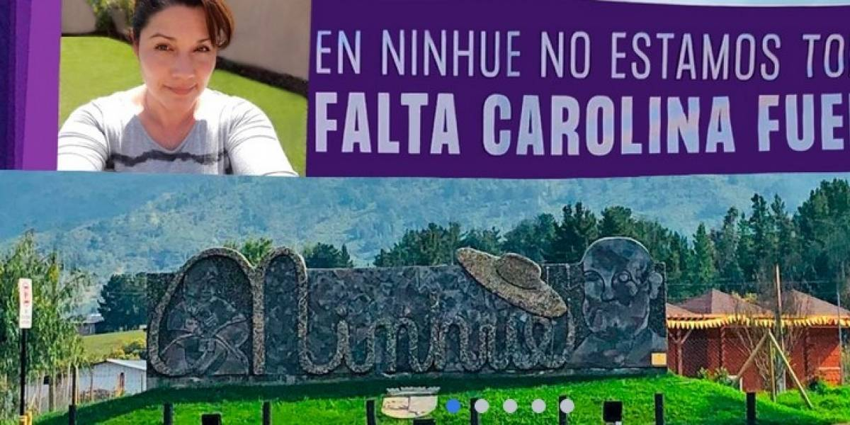 Así detuvieron al amigo de Carolina: mañana formalizan por femicidio al único imputado en el crimen