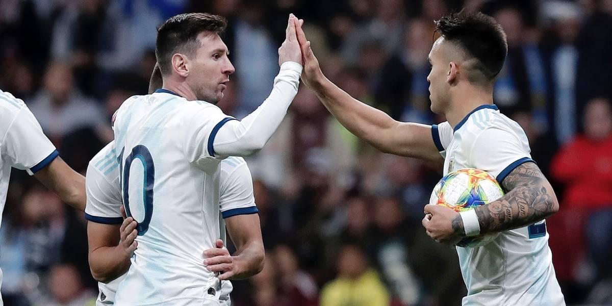 VER Argentina vs Ecuador EN VIVO GRATIS Link Online hora y dónde ver en TV   Eliminatorias Qatar 2022: alineaciones, canal y streaming