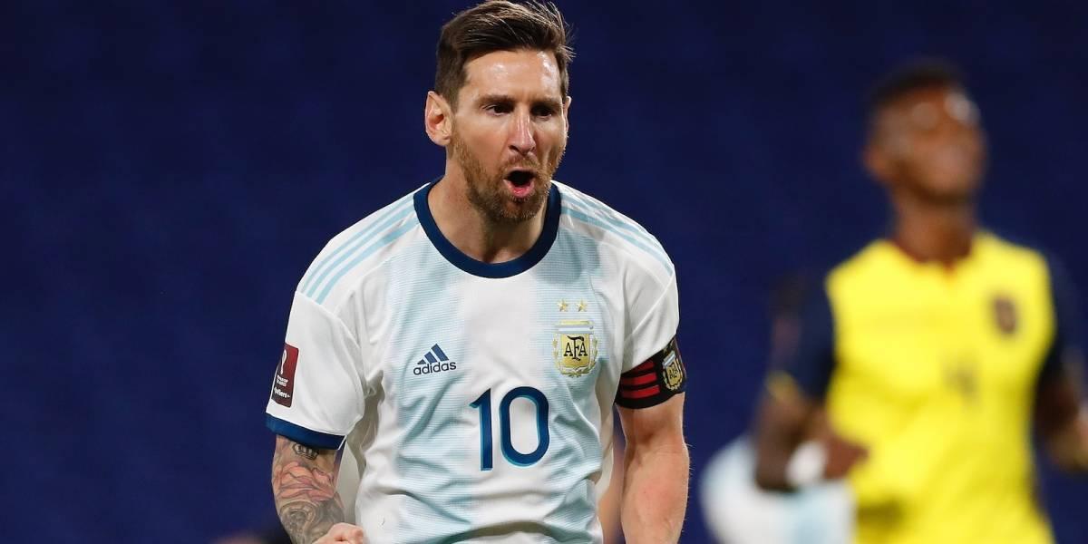 VIDEO | ¿Este es el recambio? Con muy poco y muchas dudas, Argentina venció a Ecuador