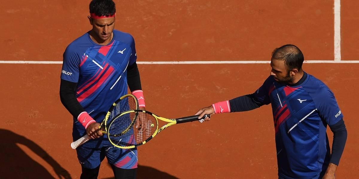 ¡A levantar cabeza! Cabal y Farah dijeron adiós en semis de Roland Garros, pero nos hicieron vibrar