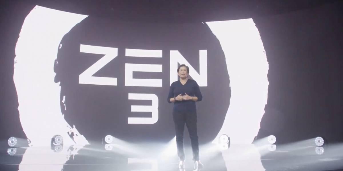 AMD presenta sus nuevos procesadores de escritorio Ryzen 5000