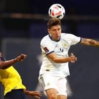Ecuador estuvo cerca del empate, un solitario penal dio el triunfo a Argentina